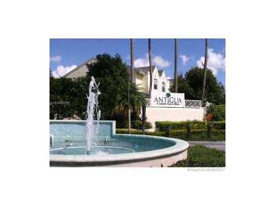 Hialeah Condo Active-Available: 17325 Northwest 67th Ct #M-16