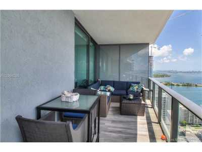 Miami-Dade County Condo Active-Available: 460 Northeast 28th St #3402