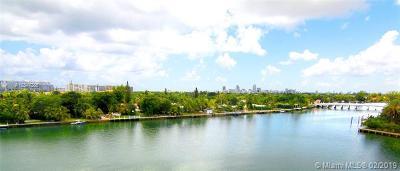 Miami-Dade County Condo Active-Available: 9100 West Bay Harbor Dr #6A