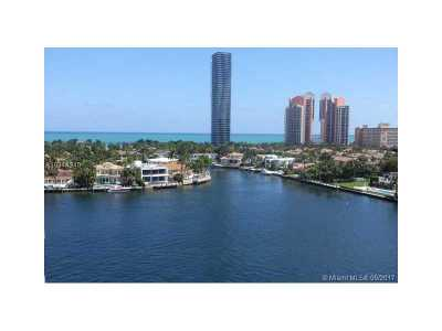 Miami-Dade County Condo Active-Available: 19707 Turnberry Way #9J