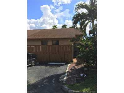 Hialeah Condo Active-Available: 6721 Northwest 189 Ter