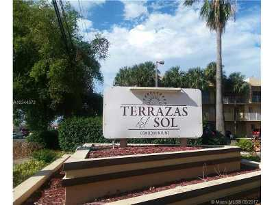 Hialeah Condo Active-Available: 2750 West 76th St #205