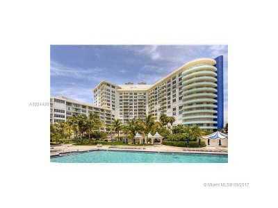 Miami-Dade County Condo Active-Available: 5151 Collins Ave #1727