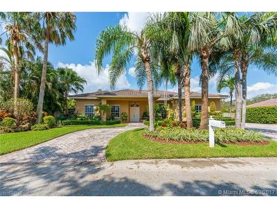 Palmetto Bay Single Family Home For Sale: 15620 SW 78th Ave