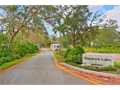 Coral Gables Residential Lots & Land For Sale: 4880 Hammock Lake Dr