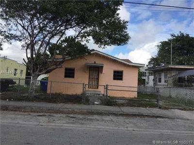 Single Family Home For Sale: 251 NW 33rd St