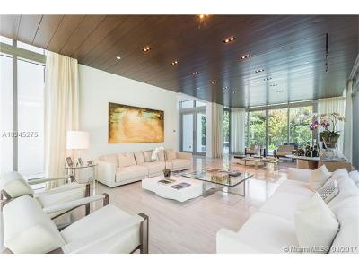 Key Biscayne Single Family Home For Sale: 108 Reef Ln