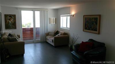 Miami Beach Condo For Sale: 1750 James Ave #9A