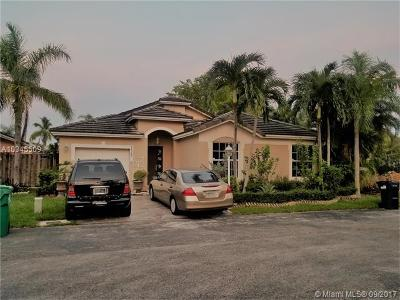 Single Family Home For Sale: 12363 SW 145th St