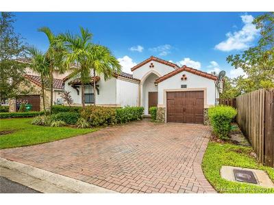 Single Family Home For Sale: 1022 NW 99th Path