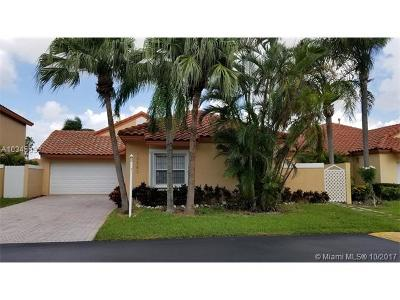 Doral Single Family Home For Sale: 10583 NW 51 Lane