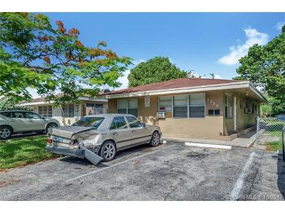 Fort Lauderdale Multi Family Home For Sale: 1227 NW 5th Ave