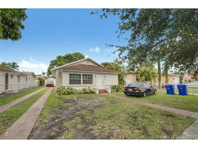 Miami Single Family Home For Sale: 2800 SW 16th Ter