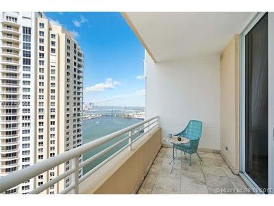 Miami Condo For Sale: 808 Brickell Key Dr #3507