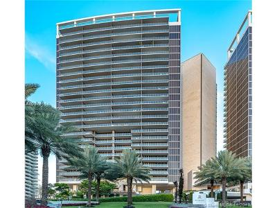 Bal Harbour Condo For Sale: 9705 Collins Ave #2602N
