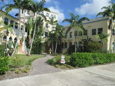 Miami Shores Condo For Sale: 421 Grand Concourse #15