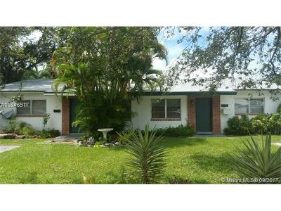 Fort Lauderdale Multi Family Home For Sale: 713-715 SW 14th Ct