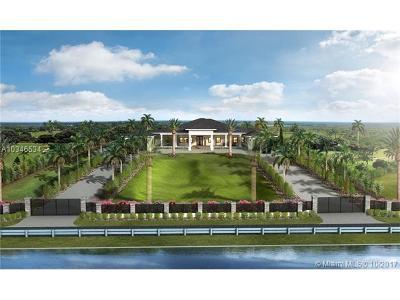Miramar Single Family Home For Sale: 3400 SW 128 Av
