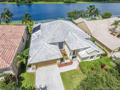 Weston Single Family Home For Sale: 808 Heritage Dr