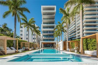 Miami Beach Condo For Sale: 3651 Collins Avenue #PH