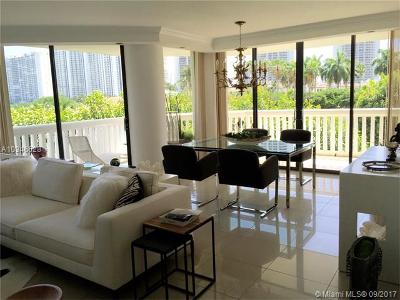 Aventura Condo For Sale: 1000 W Island Blvd #504