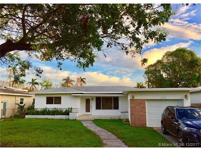 Miami Beach Single Family Home For Sale: 740 N Shore Dr