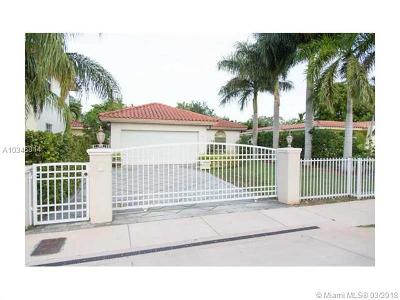 Coral gables Single Family Home For Sale: 915 Red Road