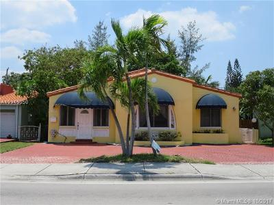 Surfside Single Family Home For Sale: 9156 Harding Ave