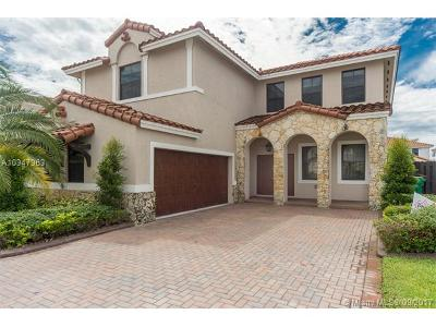 Single Family Home For Sale: 9740 NW 10th Ter