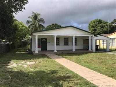 Fort Lauderdale Single Family Home For Sale: 506 SW 17 St