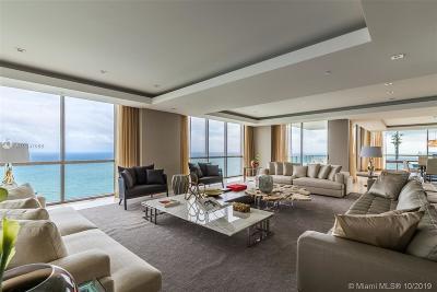 Sunny Isles Beach Condo For Sale: 17749 Collins Av #3701/2