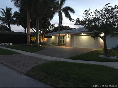 Palm Beach County Single Family Home For Sale: 1001 SW 13th Ave