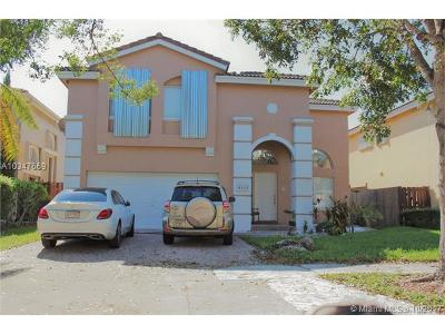 Doral Single Family Home For Sale: 4502 NW 109th Ct
