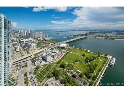 Condo For Sale: 888 Biscayne Blvd #5708