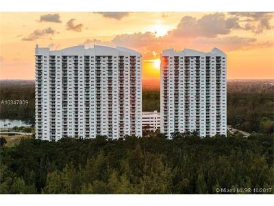 North Miami Condo For Sale: 15051 Royal Oaks Ln #2402