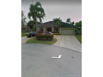 Palmetto Bay Single Family Home For Sale: 17750 SW 80th Ct