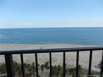 Pompano Beach Condo For Sale: 405 N Ocean Blvd #1701