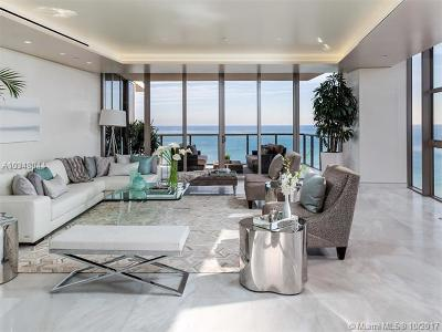 Bal Harbour Condo For Sale: 9701 Collins Ave #1201S