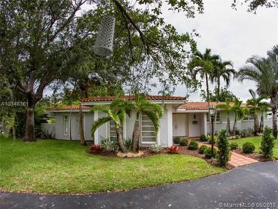 Palmetto Bay Single Family Home For Sale: 6797 SW 145th St