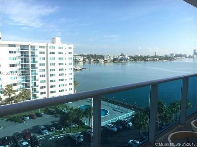 North Bay Village Condo For Sale: 7501 E Treasure Dr #9K