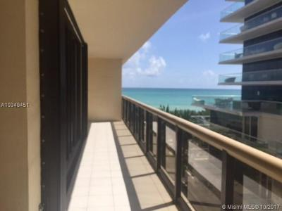 Surfside Condo For Sale: 9455 Collins Ave #706