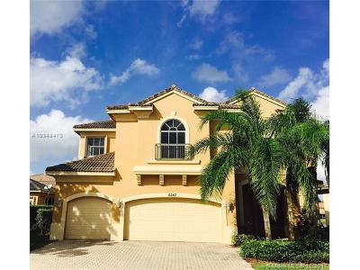 West Palm Beach Single Family Home For Sale: 6287 Hammock Park Rd