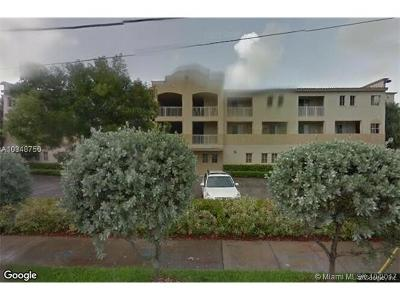 Miami Shores Condo For Sale: 1200 NE 105th St #25
