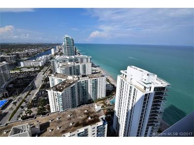 Hollywood Condo For Sale: 4111 S Ocean Dr #3004