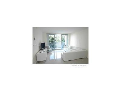 Miami Condo For Sale: 1500 Bay Rd #448S