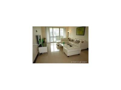 Miami Condo For Sale: 1500 Bay Rd #1048S