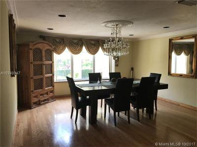 Palmetto Bay Single Family Home For Sale: 17460 SW 73rd Ct