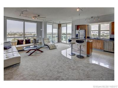 North Bay Village Condo For Sale: 7900 Harbor Island Dr #813