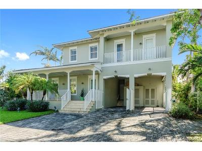 Key Biscayne Single Family Home For Sale: 275 Ridgewood Rd