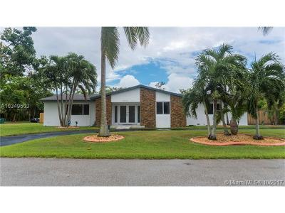 Palmetto Bay Single Family Home For Sale: 8450 SW 147th Ter